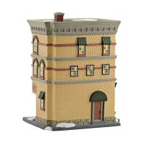 Department 56 Christmas In The City Nighthawks 4050911 Retired Lit Building